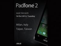 Объявлены некоторые спецификации нового ASUS Padfone 2