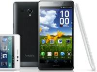 Pantech Vega R3: Pantech анонсировала 4-ядерный смартфон на базе Snapdragon S4 Pro