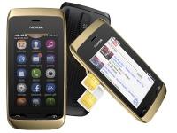 Nokia Asha 308 и Asha 309: новые 3-дюймовые тачфоны