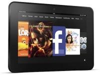 Среди планшетов Amazon на Kindle Fire HD приходится 11% общего объема трафика