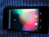 LG Google Nexus «засветился» на «живых» фото