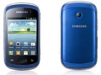Состоялся анонс смартфона Samsung GALAXY Music