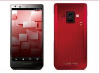 Sharp представила 4-ядерный смартфон с Krait и IGZO-дисплеем