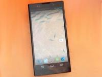 Первые фотографии смартфона Sony Nexus X