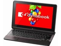 Toshiba Dynabook R822: новый планшет под Windows 8 с хорошим оснащением