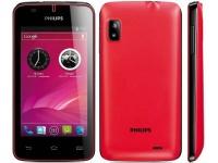 Philips анонсировала 2-ядерный смартфон с мощным аккумулятором
