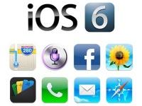 Apple анонсировала первое обновление iOS 6