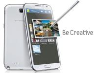 Samsung Galaxy Note II: продано три миллиона единиц