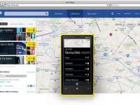 Состоялся анонс нового картографического сервиса Nokia Here