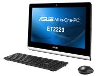 Компания ASUS представляет серию моноблочных компьютеров ET2220