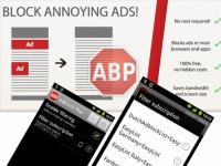 ����� ���������� Adblock Plus ��� Android �������� ����������� �������
