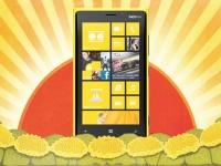 В Китае анонсирован смартфон Nokia Lumia 920T