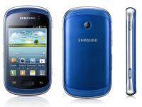 Samsung Galaxy Music Duos GT-S6012 начал продаваться в Индии
