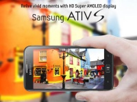 В Европе начинаются продажи смартфона Samsung ATIV S с ОС WP8