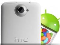 Стало известно, какие смартфоны HTC получат Android 4.1