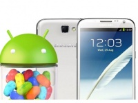 Samsung Galaxy Note 2 получил операционную систему Android 4.1.2
