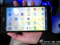 Опубликованы фото Huawei Ascend Mate с 6,1-дюймовым дисплеем
