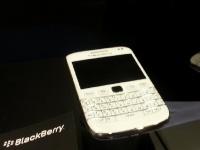Первая информация о новом смартфоне RiM с BlackBerry 7