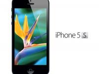Новые подробности iPhone 5S