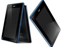 CES 2013: новый 7-дюймовый планшет Acer Iconia B1 за $150