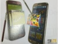 Samsung Note II будет выпущен также в коричневом и красном цвете корпуса