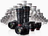 Canon расширяет систему Cinema EOS двумя моделями с фиксированным фокусным расстоянием