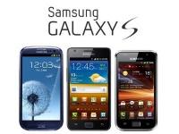 Компания Samsung продала более 100 миллионов смартфонов линейки Galaxy S