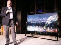 Начался прием предзаказов на 85-дюймовый UHD-телевизор Samsung с «плавающим дизайном»