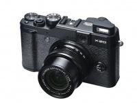 Fujifilm X20: компактный фотоаппарат с усовершенствованным видоискателем