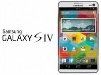 Продажи Samsung Galaxy S IV могут начаться в апреле