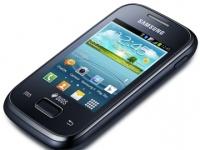 Samsung представила смартфон Galaxy Y Plus