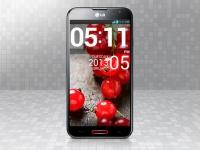 LG празднует рекордные продажи Optimus G Pro