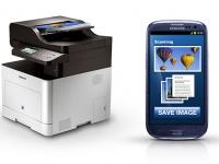 Samsung представляет новые решения для мобильной печати