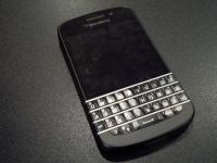 Смартфон BlackBerry Q10 и первое обновление новой ОС будут анонсированы в одно время