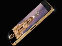 Стюарт Хьюз создал iPhone 5 стоимостью в $15,3 млн.