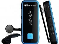 Transcend MP350 – недорогой МР3-плеер с прорезиненным корпусом