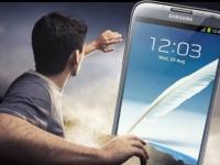 Galaxy Note III первым получит пластиковый OLED-дисплей