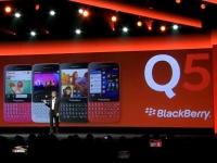 Состоялся анонс бюджетного QWERTY-смартфона BlackBerry Q5