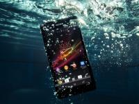 Новый водозащищенный смартфон Sony Xperia ZR представлен официально