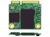 Transcend выпускает мини-SSD накопитель в формате mSATA