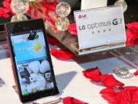 LG анонсировала водозащищенный смартфон Optimus GJ