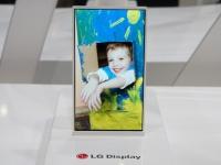 LG представила HD TFT Oxide дисплей с самой тонкой рамкой в мире