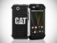 Стартовали продажи неубиваемого смартфона Caterpillar Cat B15