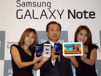 Galaxy Note III будет оснащен системой оптической стабилизации изображения