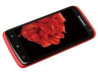 Lenovo представила женский смартфон S820 на две SIM-карты
