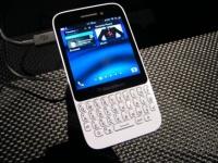 В Европе стартовал прием предзаказов на BlackBerry Q5