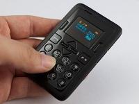 QUMO представила мобильный телефон CardPhone