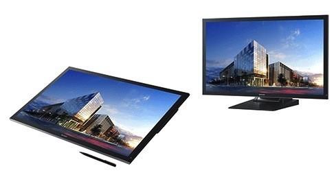 Sharp представила 32-дюймовый 4K IGZO монитор с поддержкой перьевого ввода