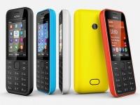 Nokia официально представила недорогие телефоны Nokia 207 и Nokia 208