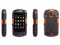 Демо-ролик: защищенный смартфон TM-3204R